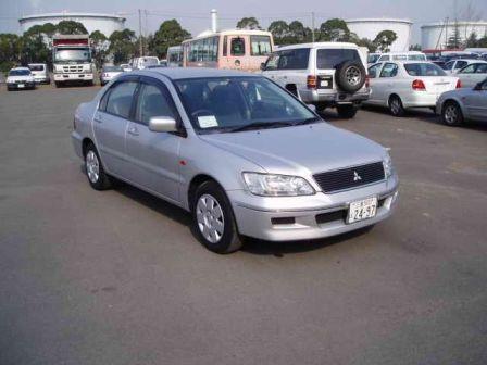 Mitsubishi Lancer Cedia 2002 - отзыв владельца