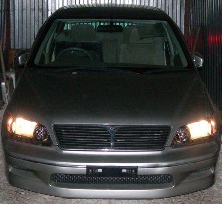 Mitsubishi Lancer Cedia 2002 - ����� ���������