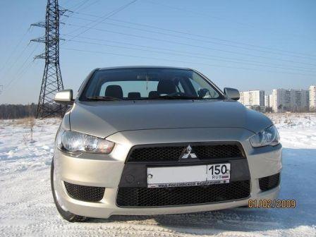 Mitsubishi Lancer 2008 - ����� ���������