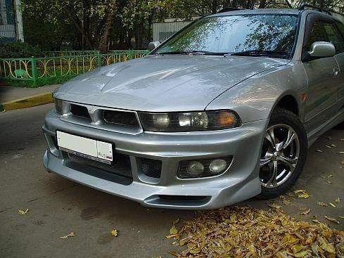 Фото: Mitsubishi Legnum.