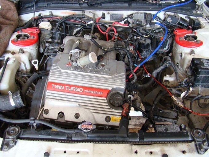 Mitsubishi Legnum.