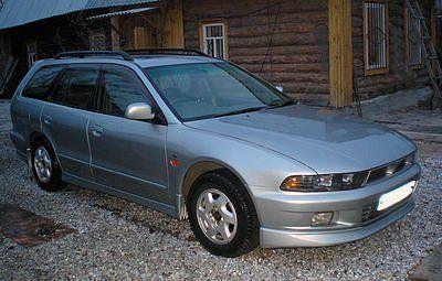 Mitsubishi Legnum 1996 - отзыв владельца