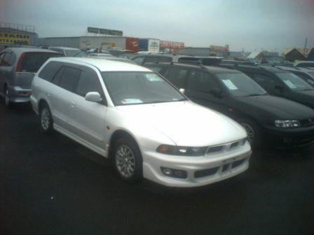 Mitsubishi Legnum 2001 - отзыв владельца
