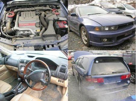 Mitsubishi Legnum 1997 - отзыв владельца