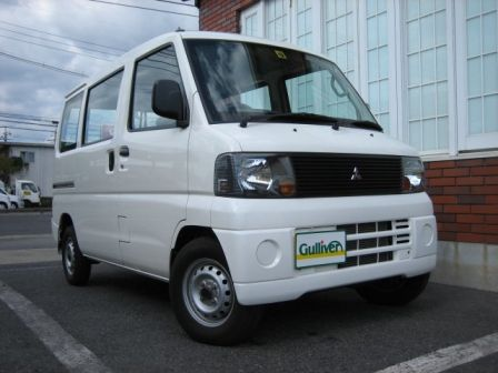 Mitsubishi Minicab 2002 - отзыв владельца