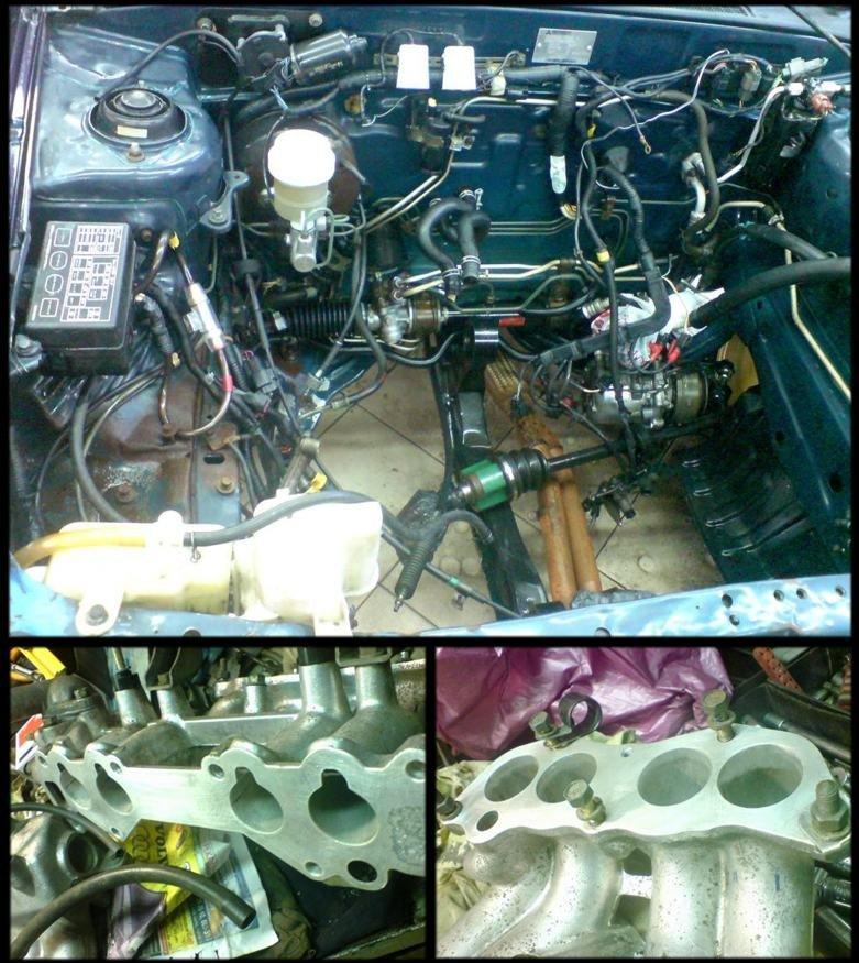 mitsubishi mirage генератор на двигатель 4g61