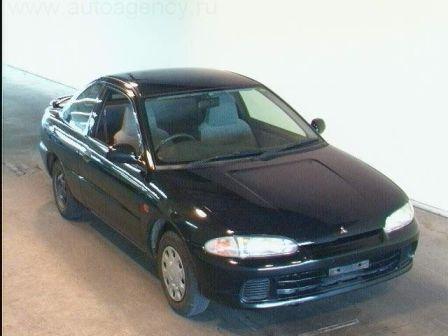 Mitsubishi Mirage 1994 - отзыв владельца