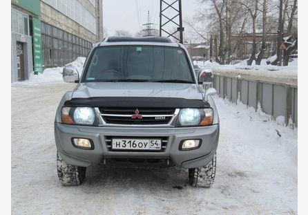 Mitsubishi pajero 2000 отзыв владельца