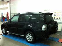 Mitsubishi Pajero 2012 отзыв владельца   Дата публикации: 17.04.2013