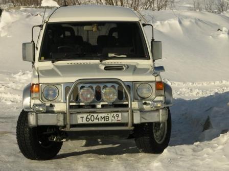 Mitsubishi Pajero 1989 - ����� ���������
