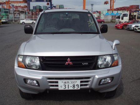 Mitsubishi Pajero 2001 - отзыв владельца