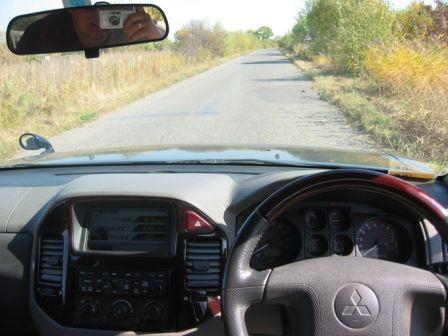 Mitsubishi Pajero 2001 - ����� ���������