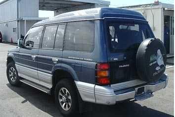 Mitsubishi Pajero 1992 - отзыв владельца