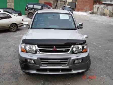Mitsubishi Pajero 2000 - ����� ���������