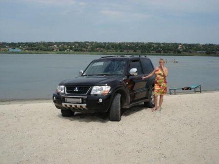 Mitsubishi Pajero 2006 - отзыв владельца