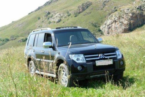 Mitsubishi Pajero 2007 - ����� ���������