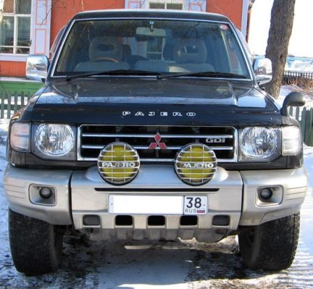 Mitsubishi Pajero 1997 - ����� ���������