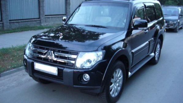 Mitsubishi Pajero 2007 - отзыв владельца