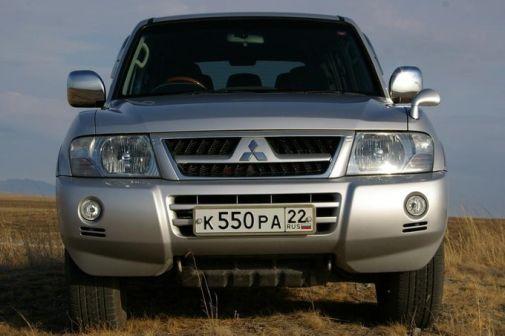 Mitsubishi Pajero 2003 - ����� ���������