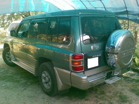 Mitsubishi Pajero 1998 - ����� ���������