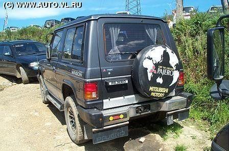 Mitsubishi Pajero 1984 - ����� ���������