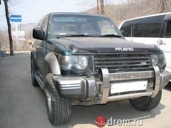 Mitsubishi Pajero 1993 - ����� ���������
