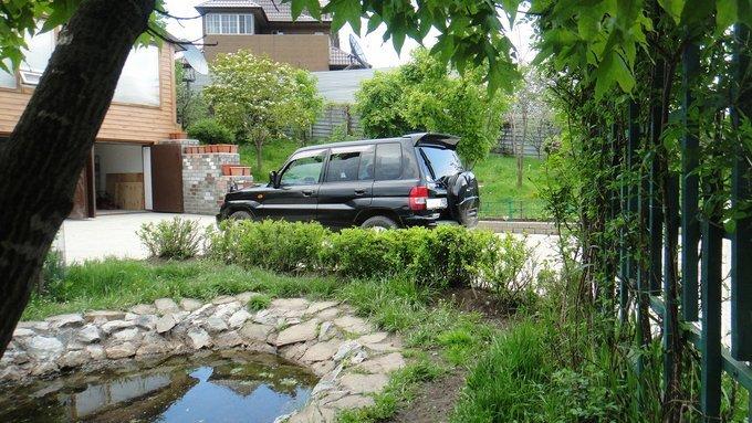Mitsubishi Pajero iO.