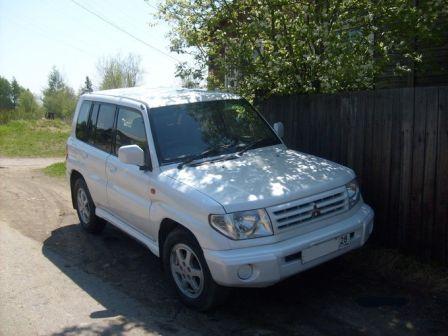 Mitsubishi Pajero iO 1999 - ����� ���������