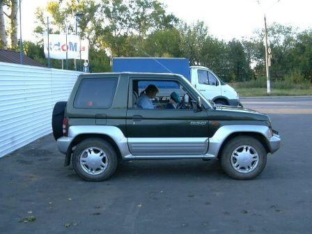 Mitsubishi Pajero Junior 1995 - ����� ���������