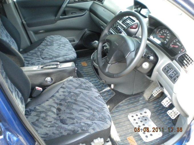 Mitsubishi RVR.