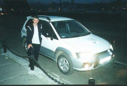 Mitsubishi RVR 1998 - отзыв владельца