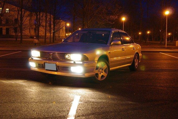 Mitsubishi Sigma.