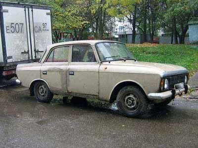 Москвич Москвич 1983 - отзыв владельца