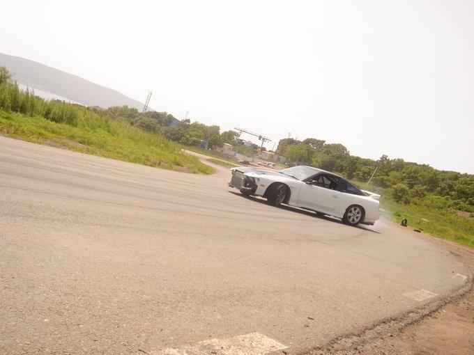 Nissan 180SX.