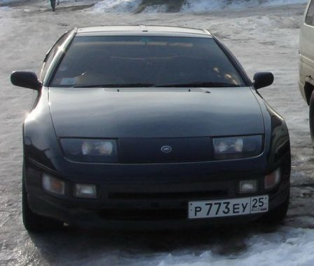 Nissan 300ZX 1994 - отзыв владельца