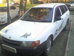 Nissan AD 2000 - отзыв владельца
