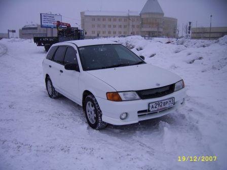 Nissan AD 2001 - отзыв владельца