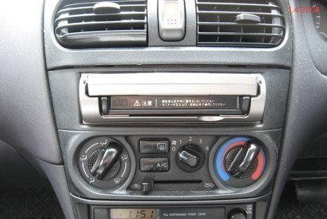Nissan AD  - отзыв владельца