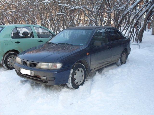 ниссан-альмера 1997 фото