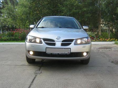 Nissan Almera 2006 - отзыв владельца