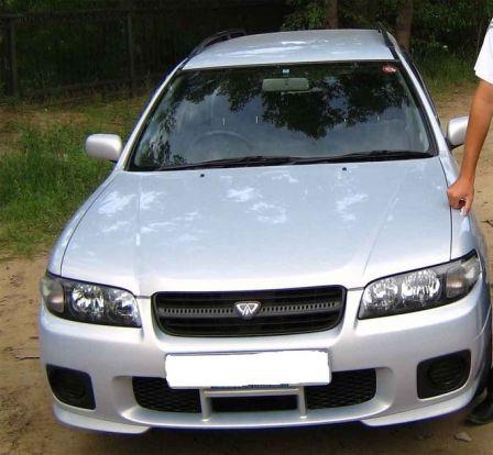 Nissan Avenir 2000 - отзыв владельца