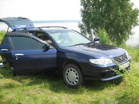 Nissan Avenir 1999 - отзыв владельца