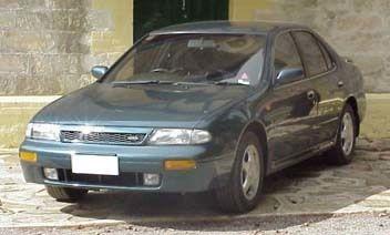 Nissan Bluebird 1992 - отзыв владельца