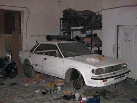 Nissan Bluebird 1984 - отзыв владельца