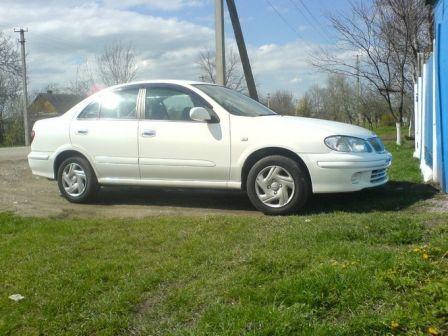Nissan Bluebird Sylphy 2001 - ����� ���������