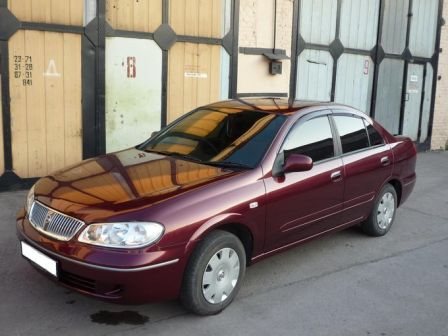 Nissan Bluebird Sylphy 2003 - отзыв владельца