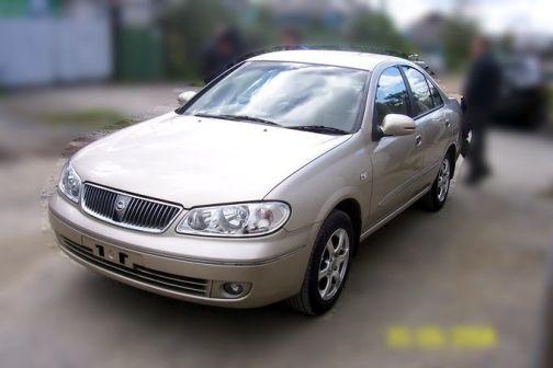 Nissan Bluebird Sylphy 2003 - ����� ���������