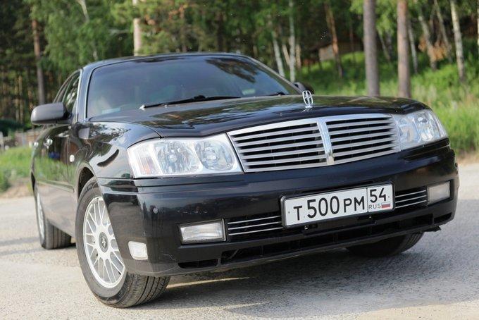 Nissan Cedric.