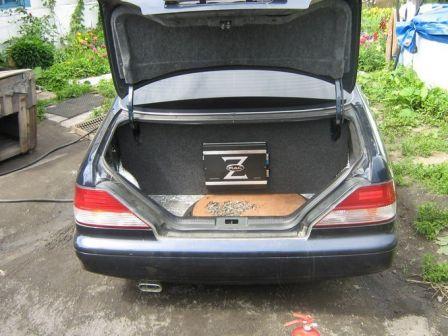 Nissan Cedric 1996 - отзыв владельца