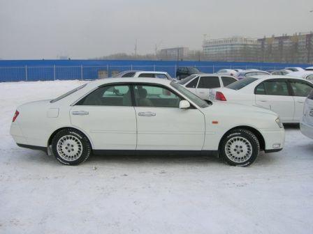 Nissan Cedric 1999 - отзыв владельца